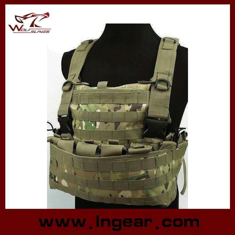 Wholesale Modular Army Bulletproof Vest Tactical Vest Price