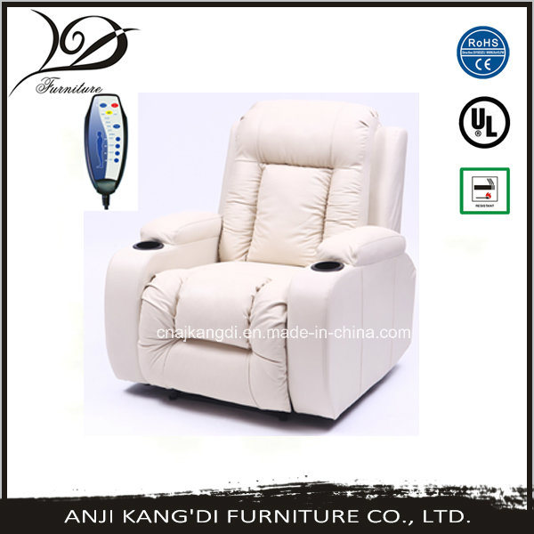 Kd-Ms7027 8 Point Vibration Massage Sofa/Massage Armchair/Massage Recliner