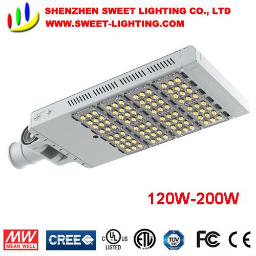 New Design Less Weight High Quality IP67 LED Street Light