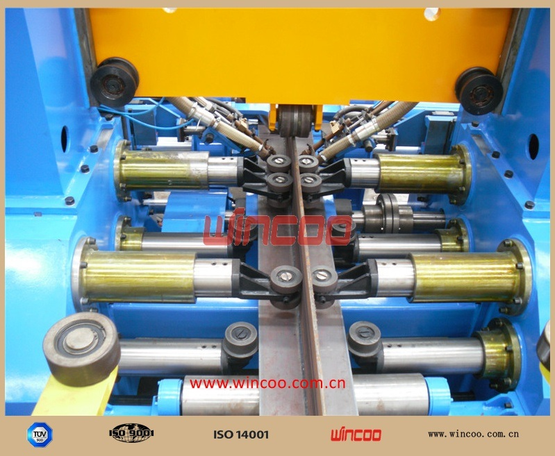 H-Beam Combination Workstation for Assembly, Welding and Straightening/ Steel Sructure Production Line/ Steel Struction Fabrication Line