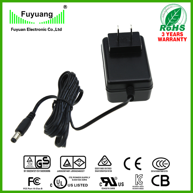 UL Approved Power Adapter 7.5V2a (FY0752000)
