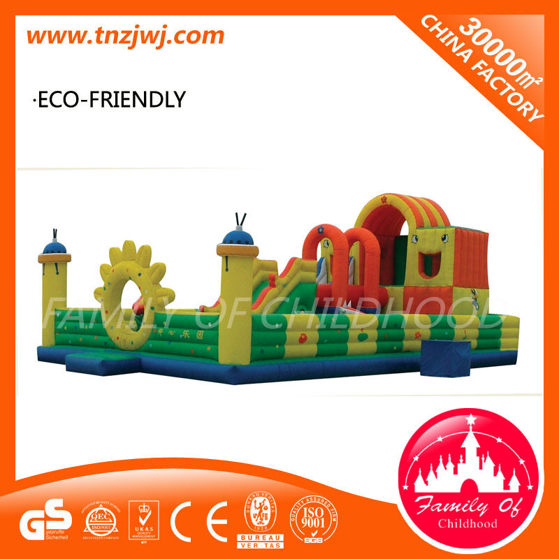 Kids Inflatable Bounce Castle Inflatables Play Games