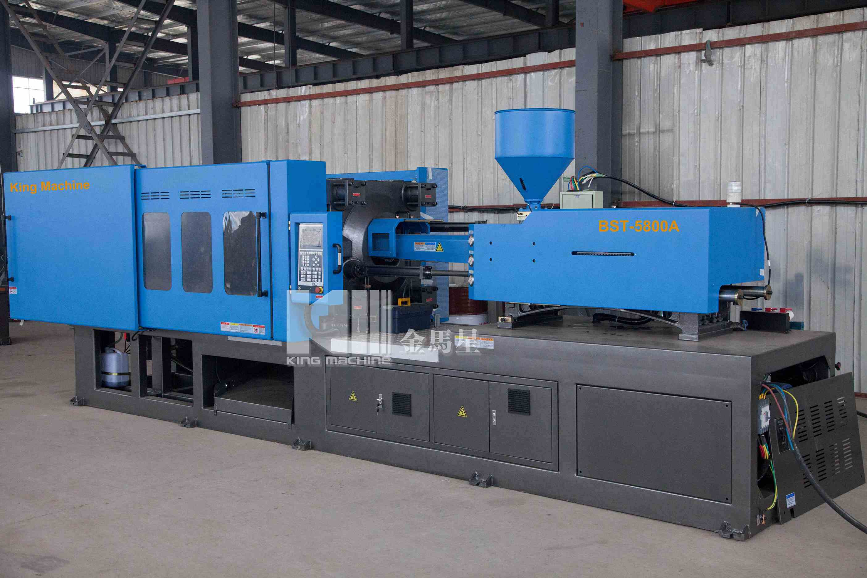 Automatic PVC Pipes Fittings Injection Molding Machine