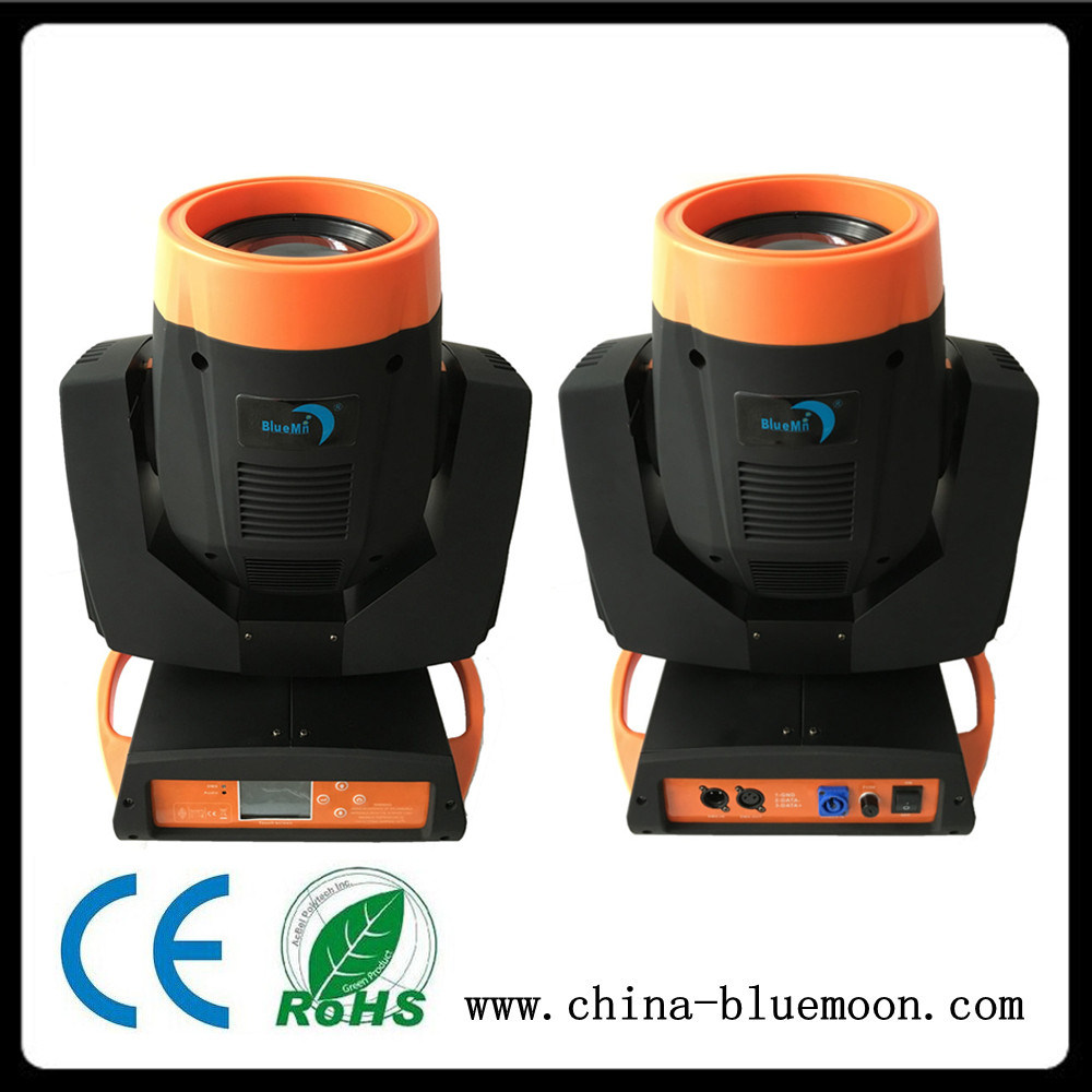 280W 10r Beam Moving Head Spot 3in1