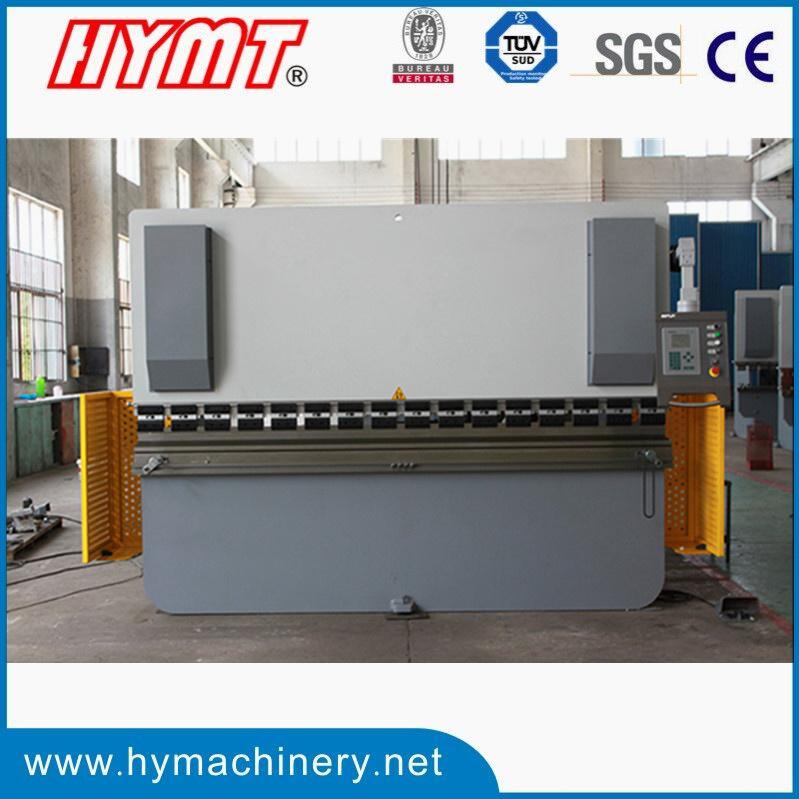 WE67K-160X3200 CNC Hydraulic Press Brake bendign folding machine