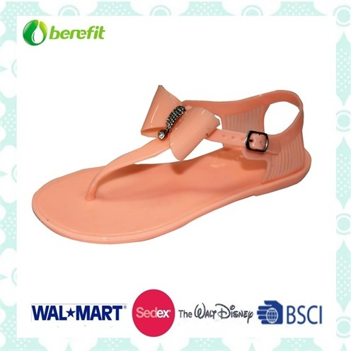 Simple Design, Confortable Feeling, PVC Sandals