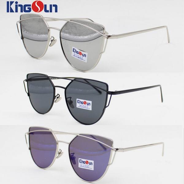 2016 New Style Lady′s Fashion Sunglasses (KS1235)