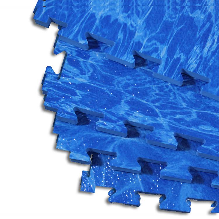 The Ocean Reversible High Density EVA Foam Mats