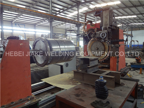 Wedged Wire Screen Welding Machine