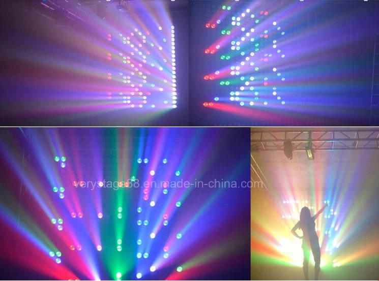 China 5X5 25 LED Beam Blinder Matrix Panel