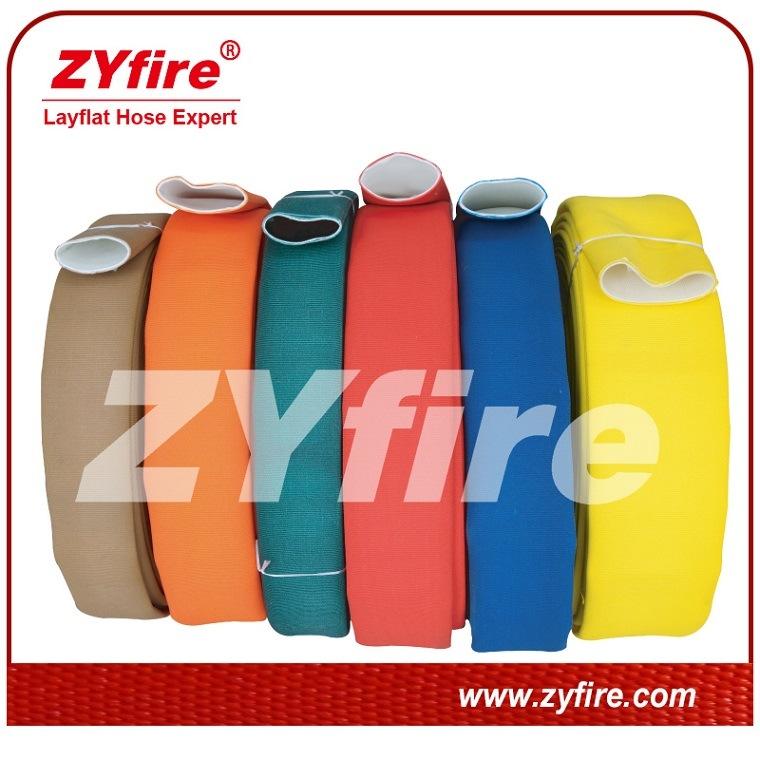 Colored Fire Hose