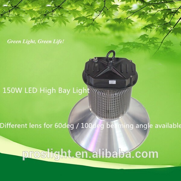 IP65 150W LED Low Bay Lighting for Warehouse