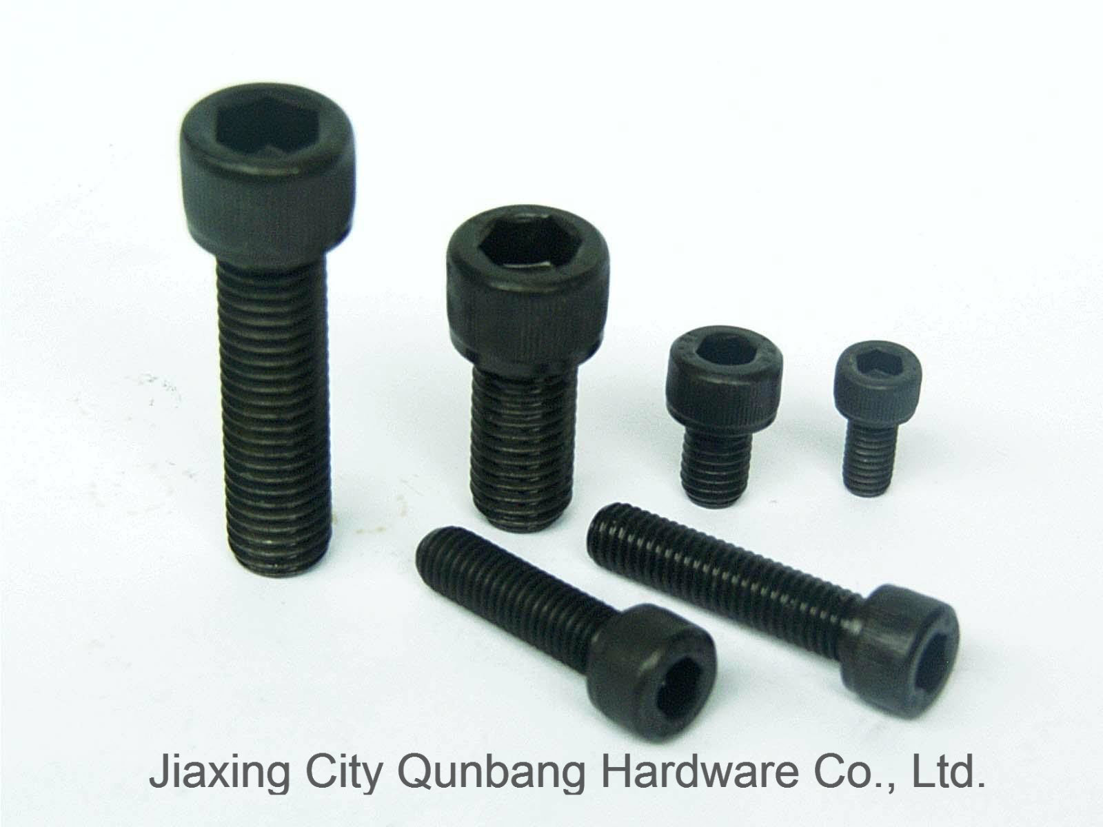 Hex Socket Head Cap Screw (Cl. 4.8/6.8/8.8/10.9/12.9 DIN912)