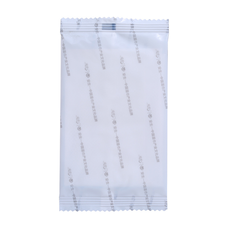 Antibacterial Cotton Wet Towel for Business/Sports/Meeting/Dining Use
