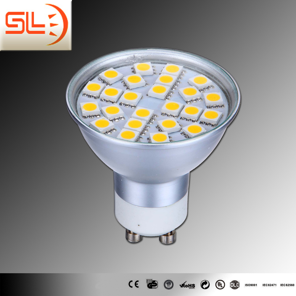 High Power SMD LED Spotlight with CE EMC