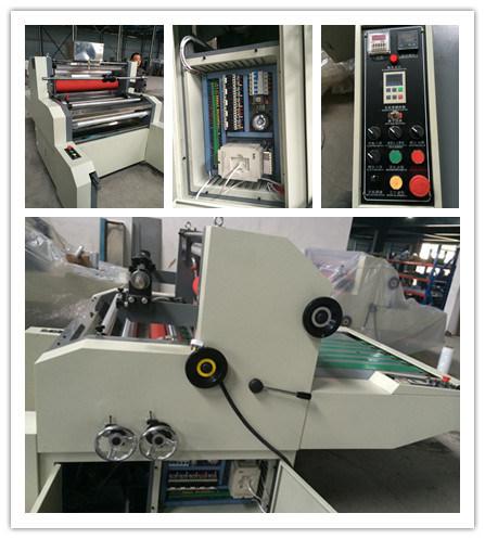 Hmfm1100 Automatic Water-Base Film Laminating Machine