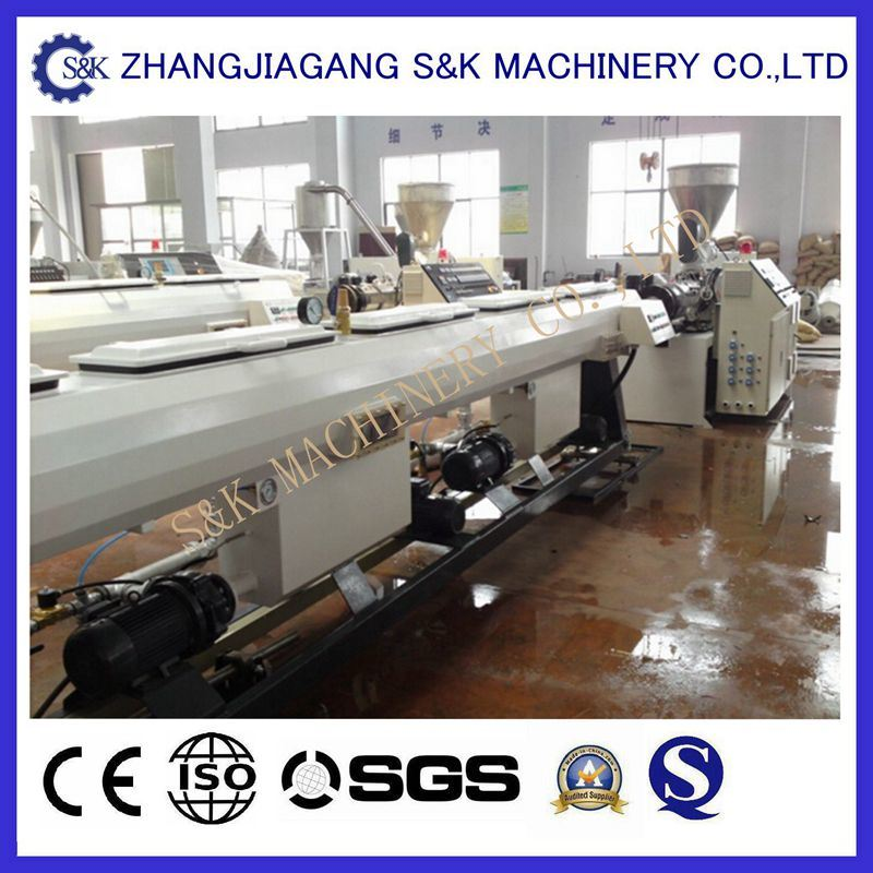 M-PVC Pipe Extruder Line