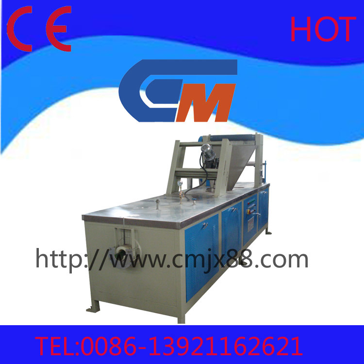 Home Textile Automatic Continuous Random Steam Heat Crumpling Machine
