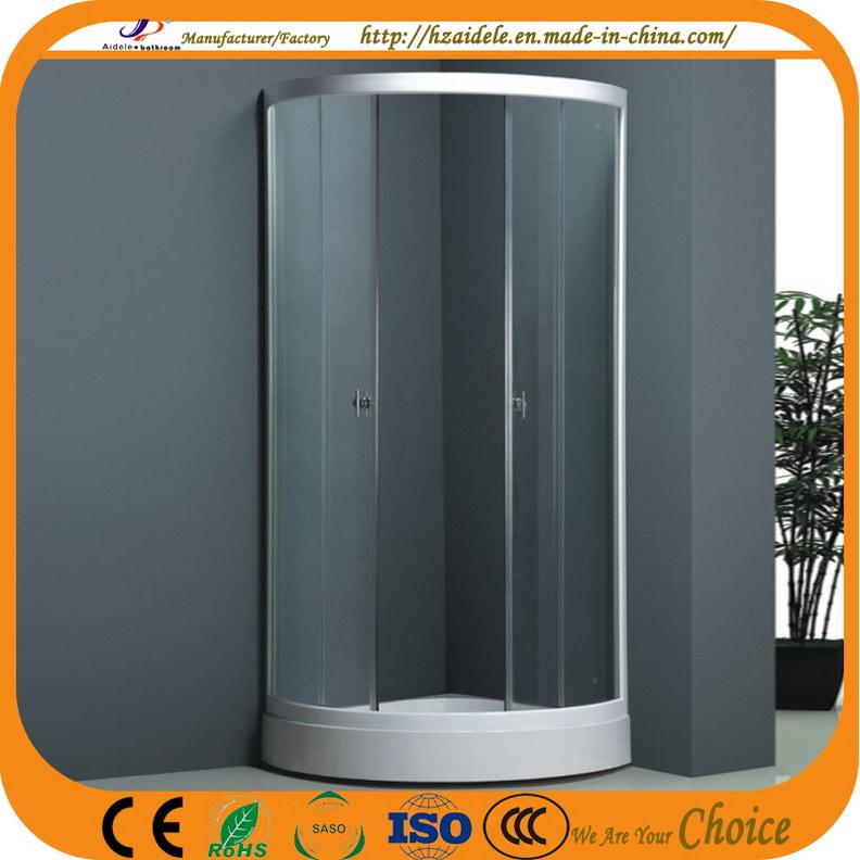 Round Tray Glass Bathroom (ADL-K2)