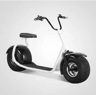 2016 Fashionable Citycoco 2 Wheel Electric Scooter, Adult Electric Motorcycle Scooter