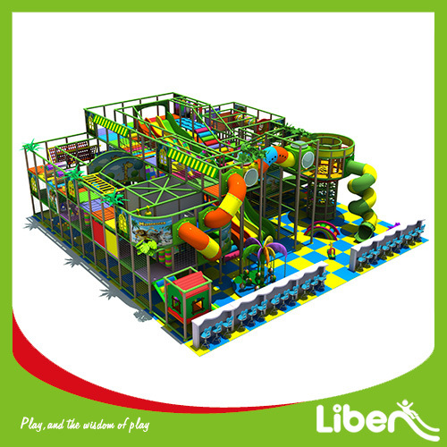 ASTM Approved Children Commercial Cheap Indoor Playground Equipment