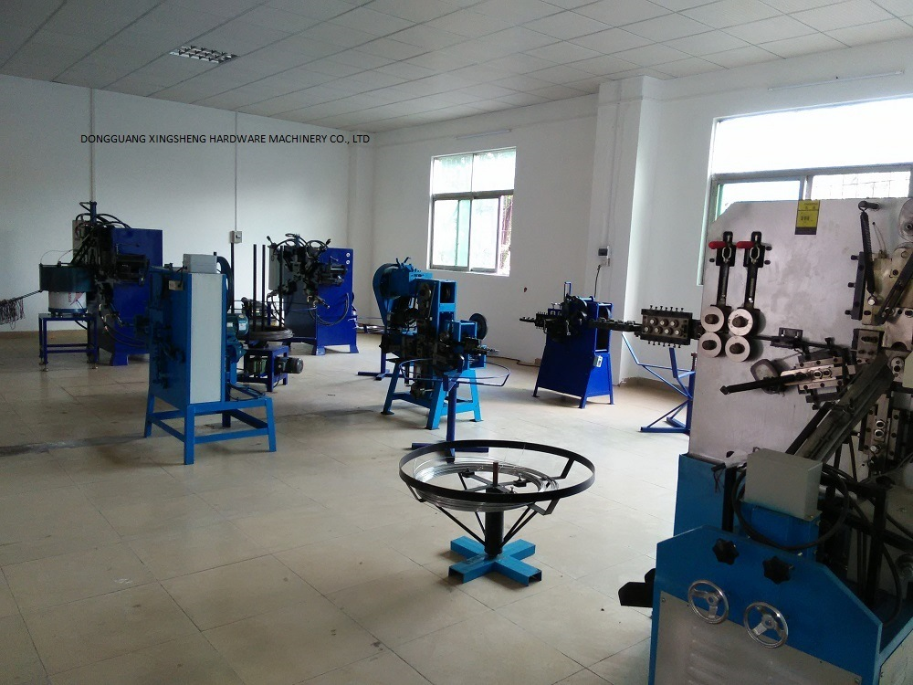 2016 Automatic Spring Coiling Machine (GT-MS-3PLC)