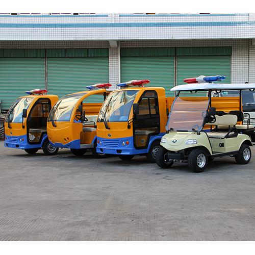 Dumping Vehicle Electric Garbage Truck
