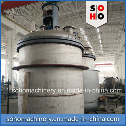 High Pressure Chemical Reactor