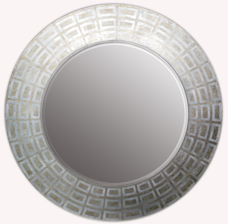Decorative Silver Mirror Glass for Wall