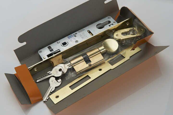 High Quality Door Lock, Mortise Lock Body (8520)