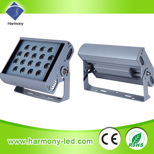 CE RoHS 36W RGB Projection LED Stage Lighting