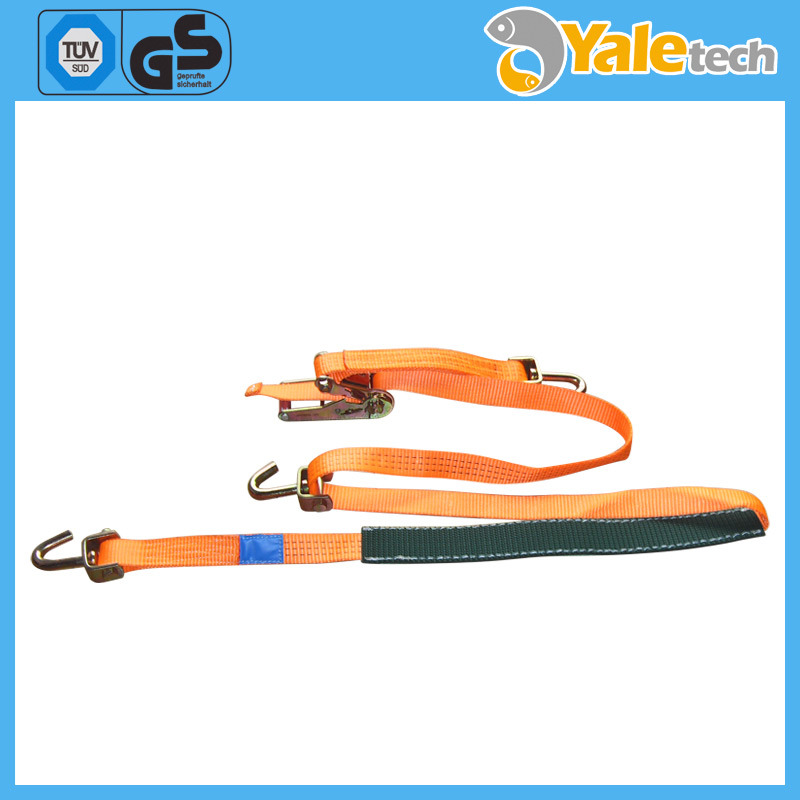J Hook Flat Loaded Controller, Security Belt Strap