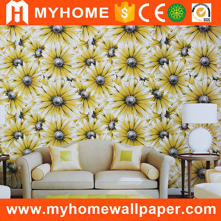 Interior Home Decorative Materials Wall Panel 3D Wall Paper 2016