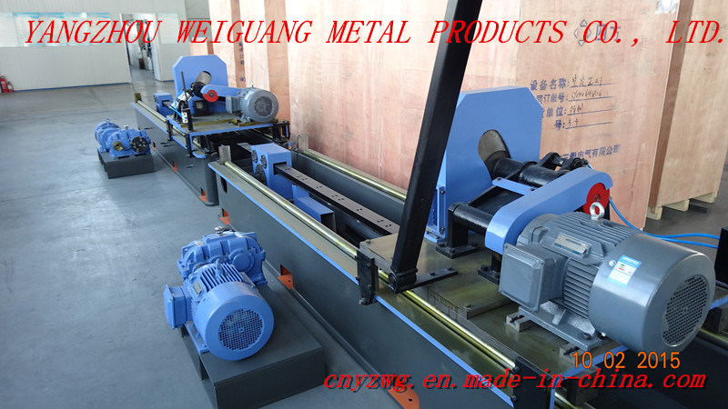 Wg25 Pipe Making Stainless Steel Machine