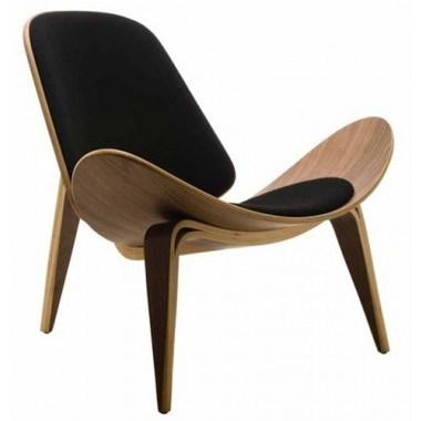 Modern Hans Wenger Shell Leisure Chair