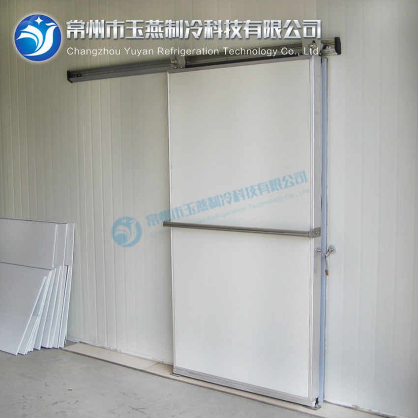 Cold Room Hand Handle Sliding Door
