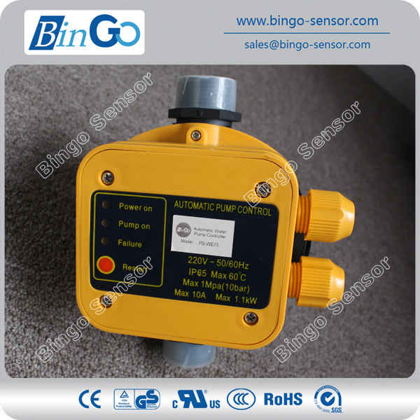 Automatic Electronic Water Pressure Control Switch