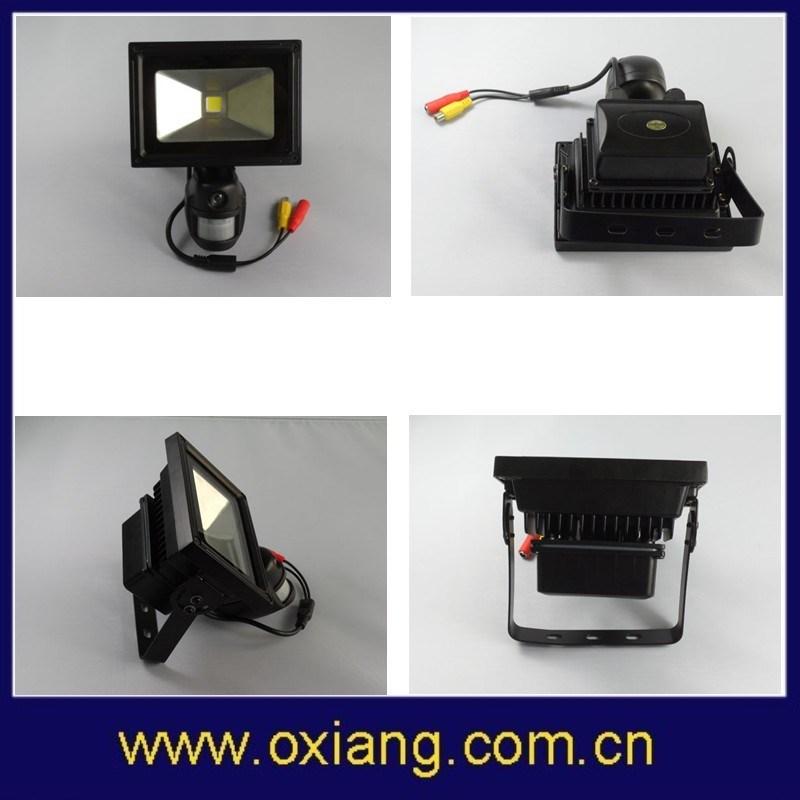 Hot Sale Wireless WiFi PIR Light Camera 3G Security Camera with 32GB SD Card