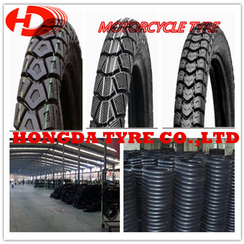 Motorcycle Parts, Motorcycle Tyre 2.75-17 Hot Sale Pattern