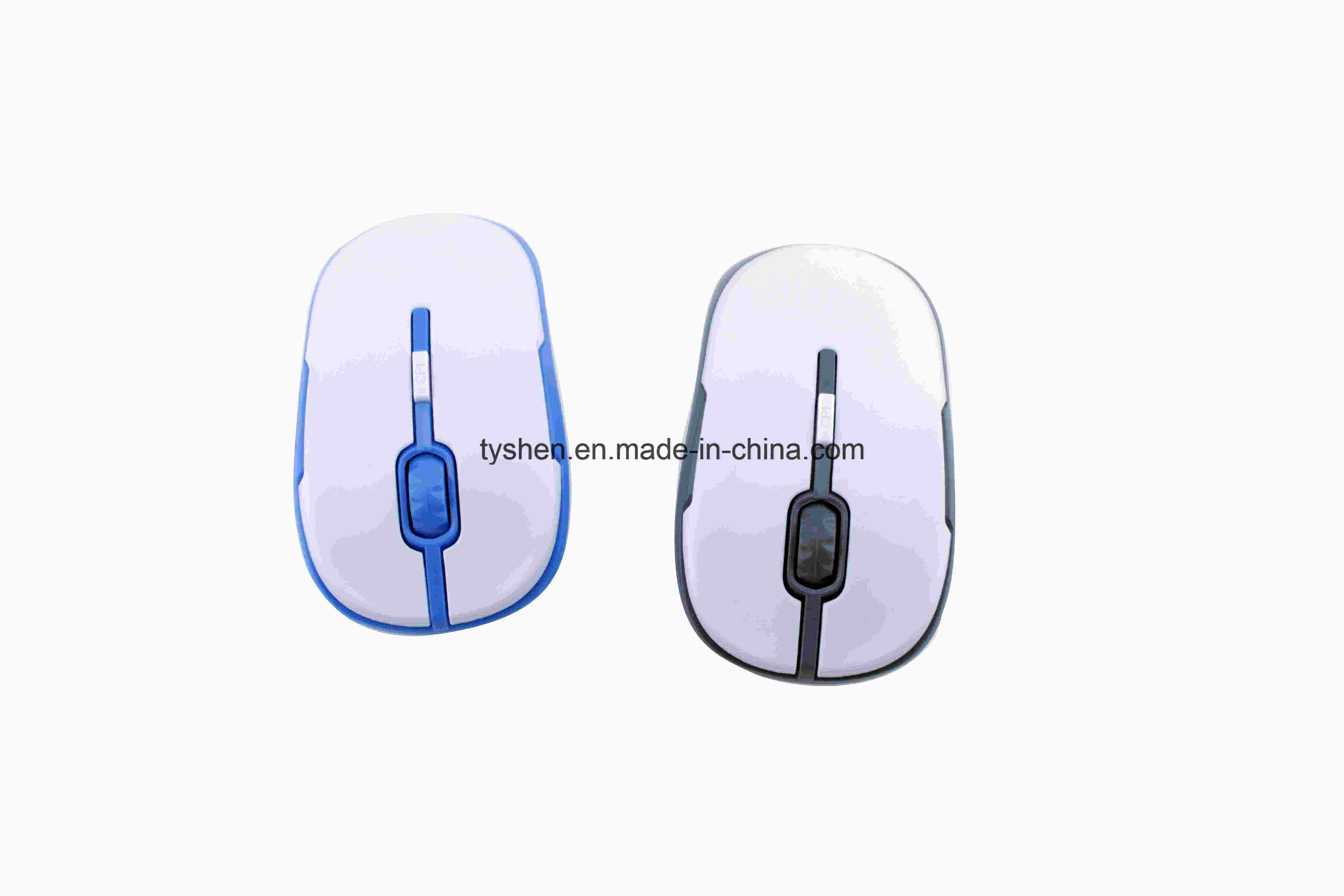 New 4D Wireless Mouse of 800/1200/1600 Dpi