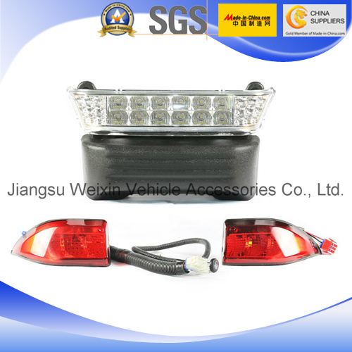 "Electric Club Car Precedent 04""-up LED Basic Light Kit"