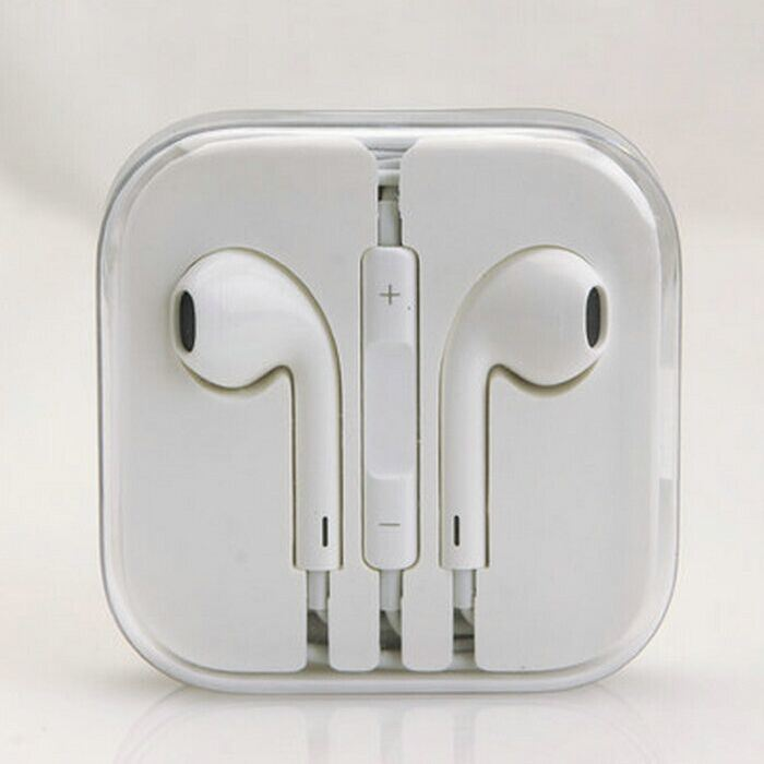 3.5mm Headphone/Earphone for iPhone 6 with Mic Volume Control