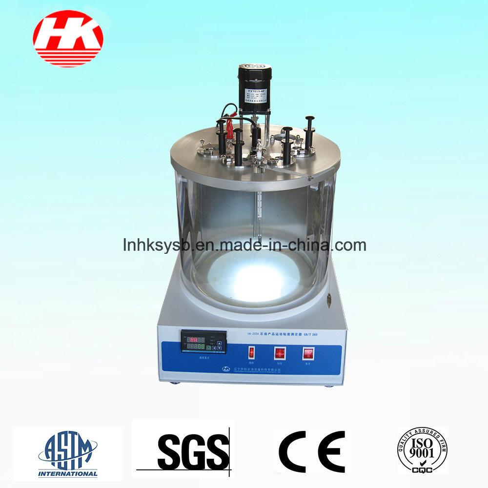 ASTM D445 Kinematic Viscosity Apparatus