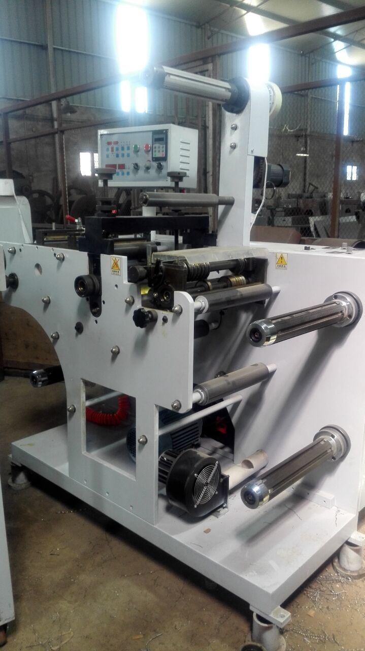 Die Cutting and Slitting Machine320/420