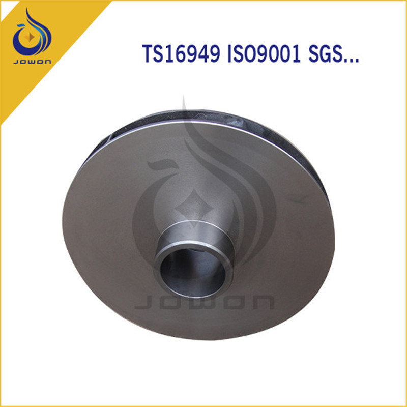 Grey Iron Ductile Iron Casting Impeller with Ts 16949