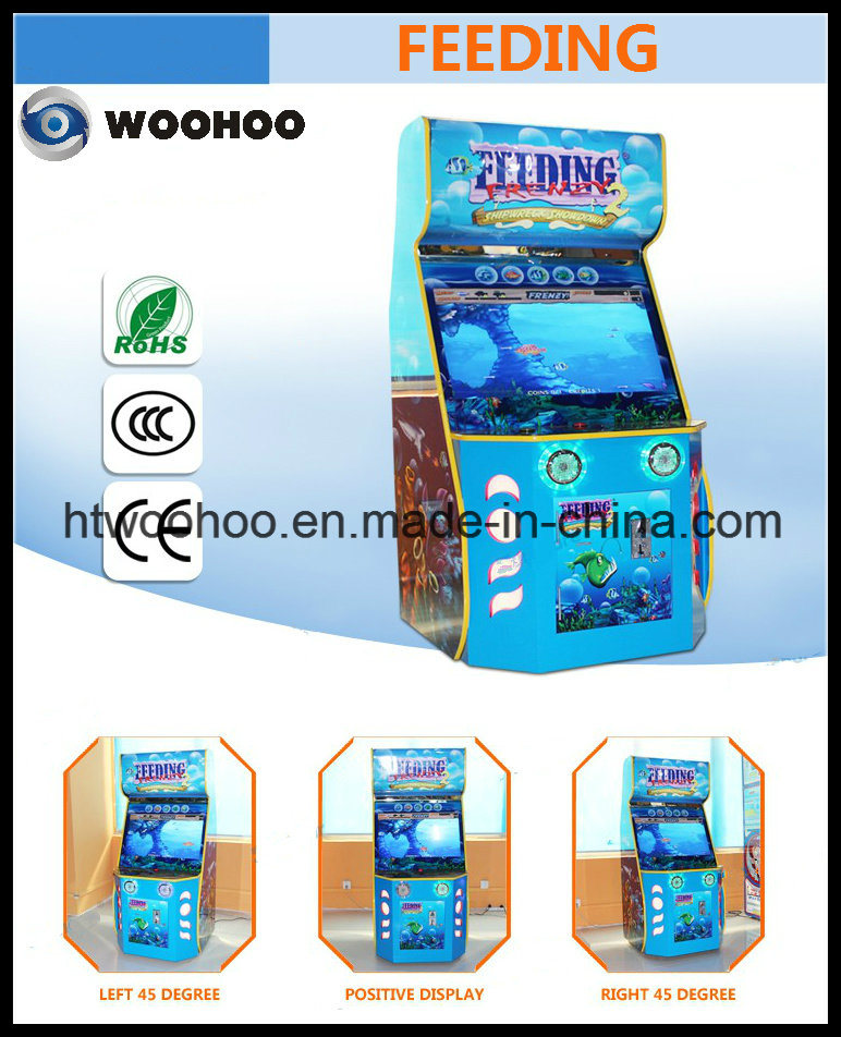 Recreation Machine Amusement Park Feeding Fishing Game Machine
