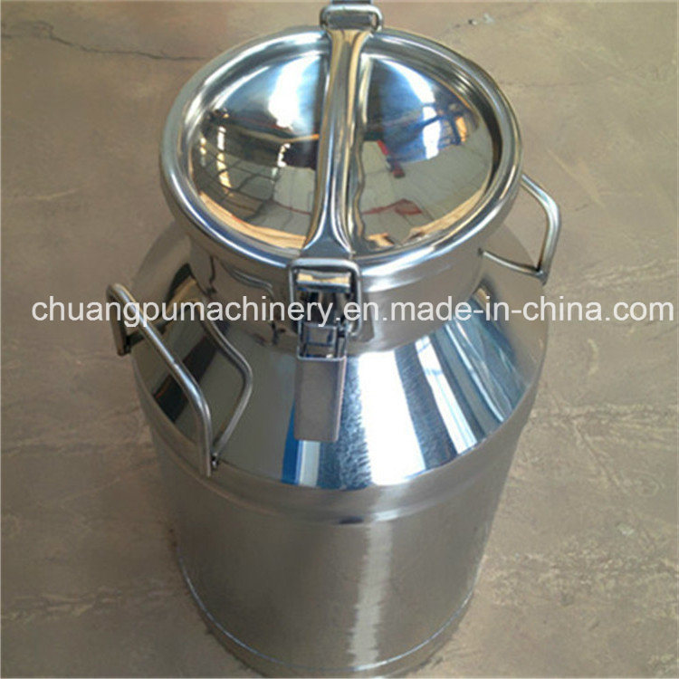 Stainless Steel Bucket for Liquid, Milk Can for Sale