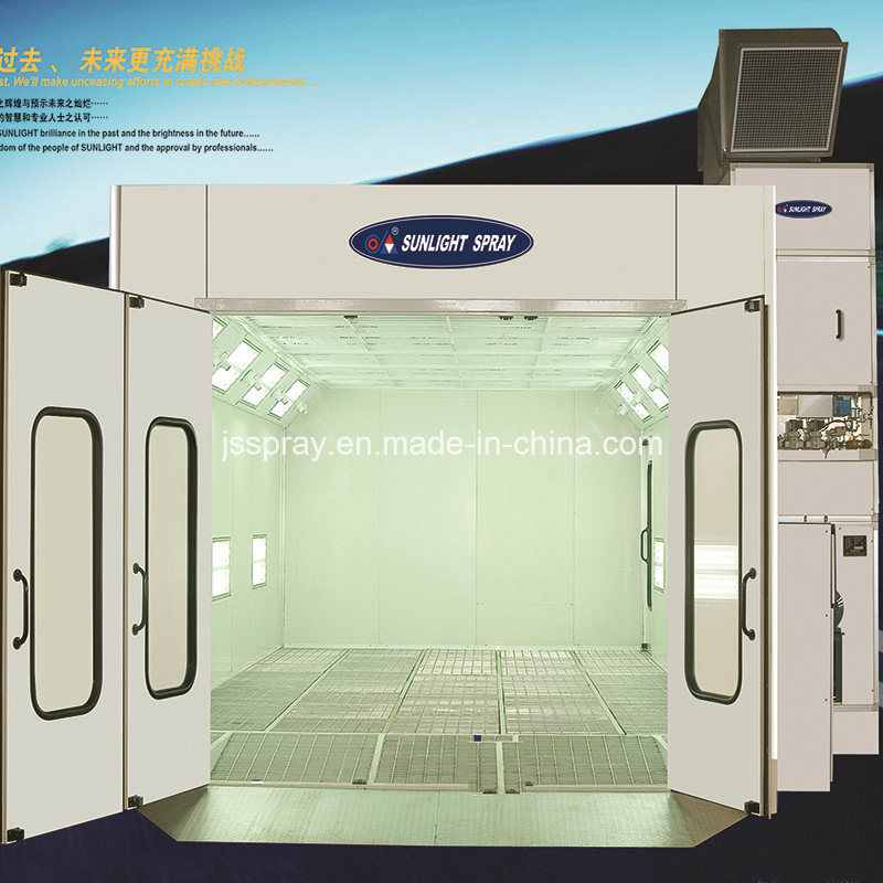 High Quality Spl-C-I Spray Booth/Painting Room for Car Atuo Maintaince