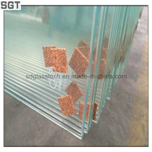 6mm-10mm Tempered Low Iron Glass for Bathroom