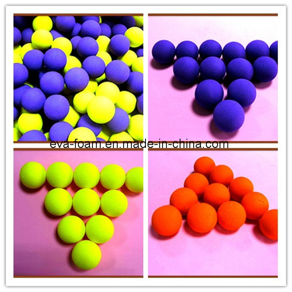 Best Selling Custom Bouncing EVA Ball with Printing Logo
